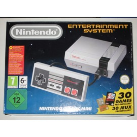 console nintendo nes mini classic neuve pas cher. Black Bedroom Furniture Sets. Home Design Ideas