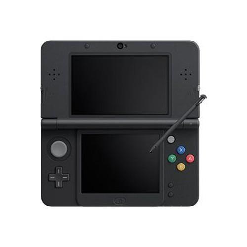 New nintendo 3ds console de jeu portable noir pas cher - Console 3 ds xl pas cher ...