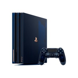 sony playstation 4 pro 500 million limited edition 2 to pas cher. Black Bedroom Furniture Sets. Home Design Ideas