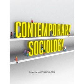 Contemporary Sociology de Collectif