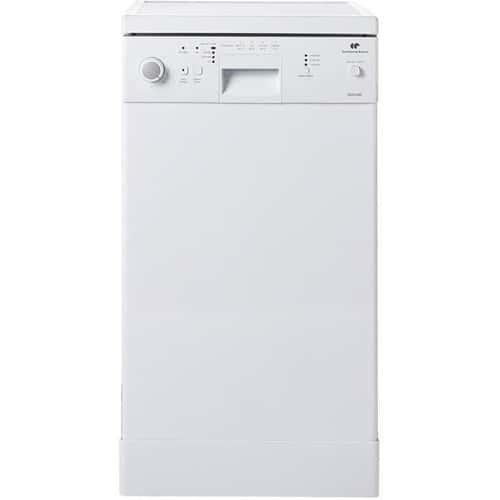 continental edison celv1048w lave vaisselle posable pas cher. Black Bedroom Furniture Sets. Home Design Ideas