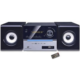 continental edison chaine hifi bluetooth lecteur cd radio fm usb. Black Bedroom Furniture Sets. Home Design Ideas