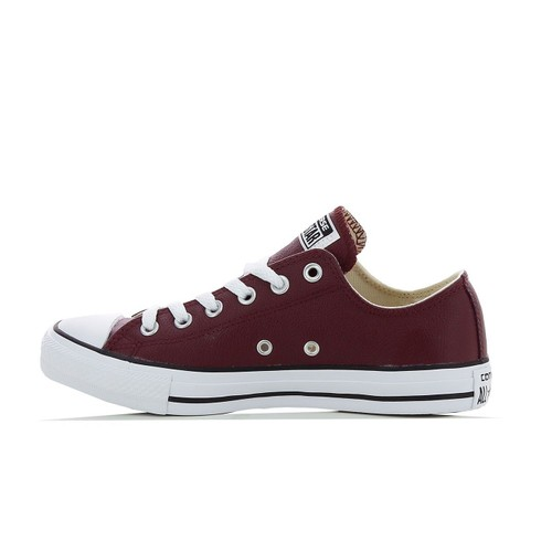 Basket Converse All Star Suede Leather Ox - Ref. 132174c  Chaussures décontractées