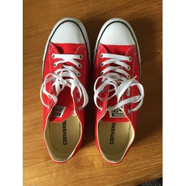 converse rouge 43