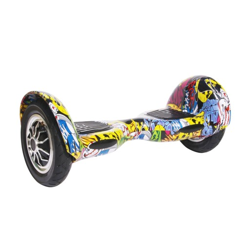 cool fun hoverboard scooter 10 pouces gyropode hip op. Black Bedroom Furniture Sets. Home Design Ideas