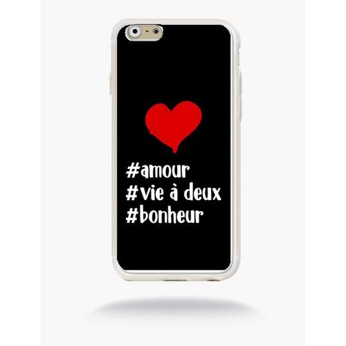 coque iphone 6 bonheur