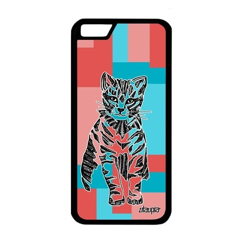 coque iphone 6 silicone animaux