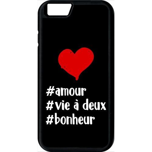 coque iphone 6 amour