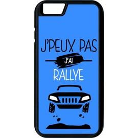 coque iphone 6 rallye
