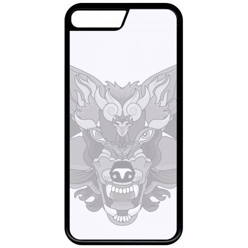 iphone 7 plus coque loup