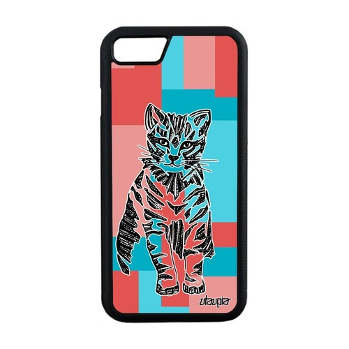 coque silicone iphone 7 chat