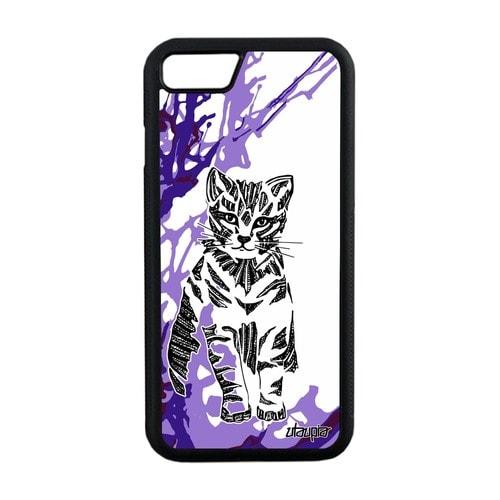 coque iphone 7 fantaisie chat