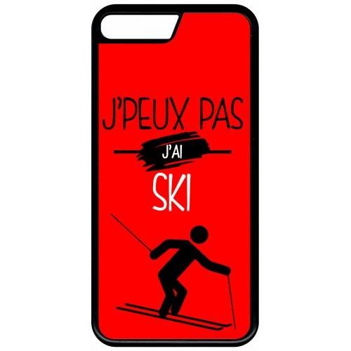 coque iphone 8 plus ski