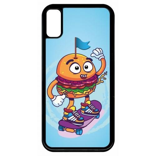 coque iphone 8 burger