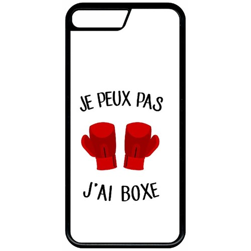 coque iphone 8 boxe