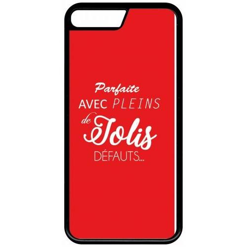 coque iphone 8 parfaite avec de jolies defauts