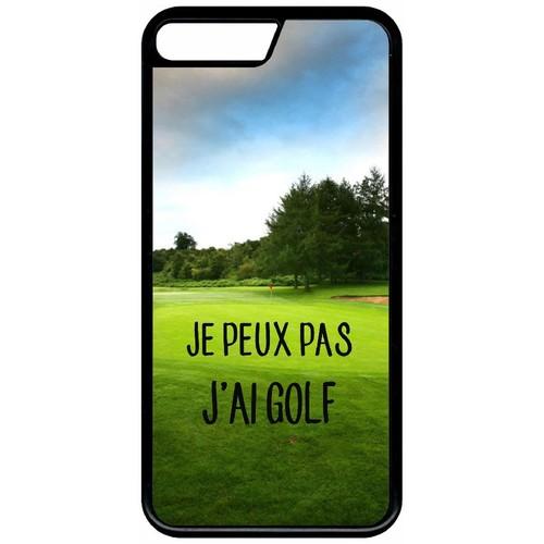 coque iphone 8 golf
