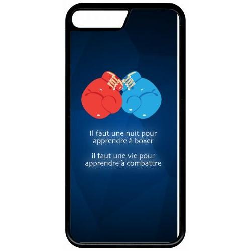 coque iphone x boxe