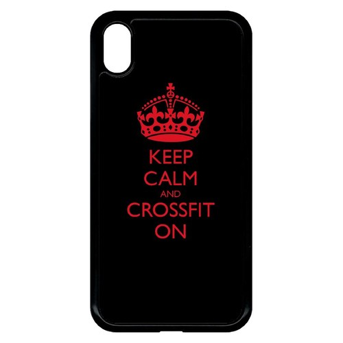 coque iphone xr crossfit