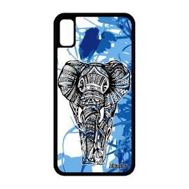 coque iphone xr éléphant