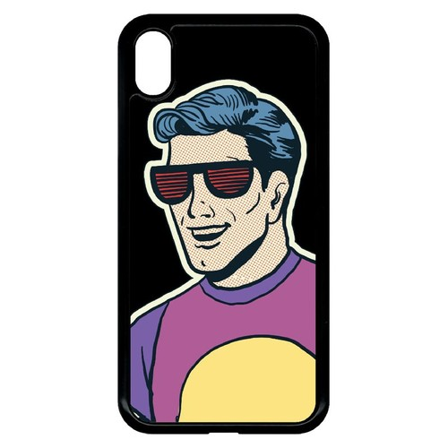 coque superman iphone xr