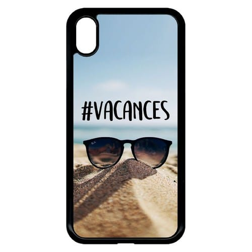 coque iphone xr plage