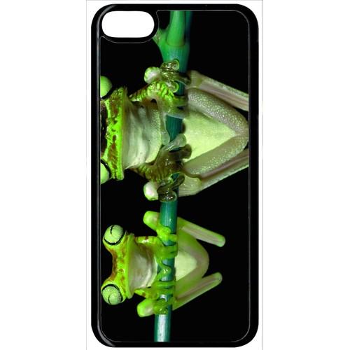 coque apple ipod touch 6 deux grenouilles vertes. Black Bedroom Furniture Sets. Home Design Ideas