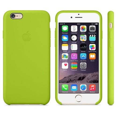 coque iphone 6 plus vert