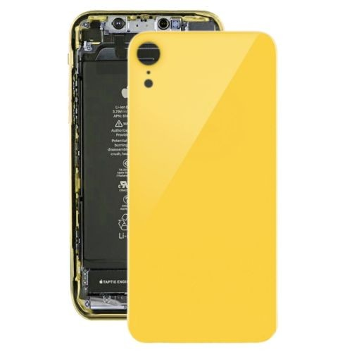 autocollant coque arriere iphone xr