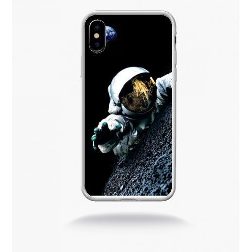 coque iphone x astronaute