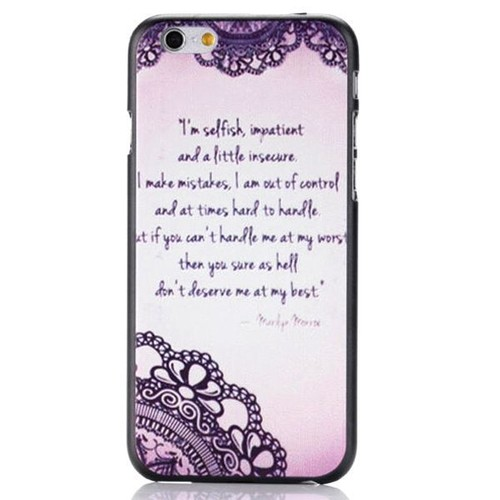 coque iphone 6 poetic