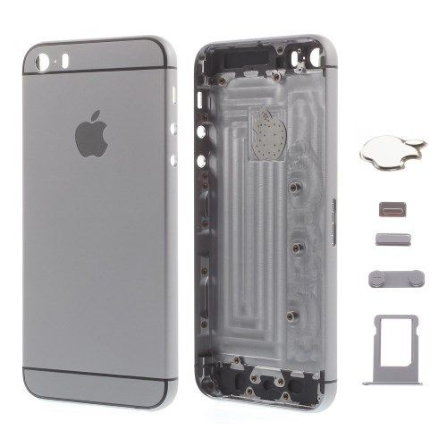 coque ch ssis arri re gris sid ral blanc iphone 5s style iphone 6 outils. Black Bedroom Furniture Sets. Home Design Ideas