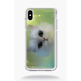 coque iphone xs max yeux
