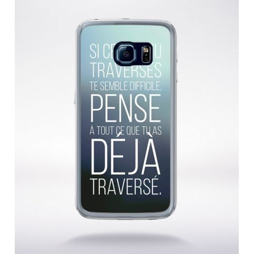 coque samsung galaxy s6 edge citation