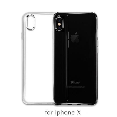 coque iphone x transparente slim