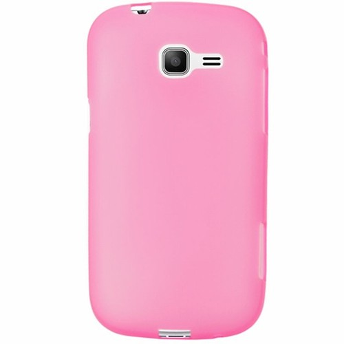 Coque de protection mocca design gel frost rose pour - Coque samsung galaxy trend lite s7390 ...