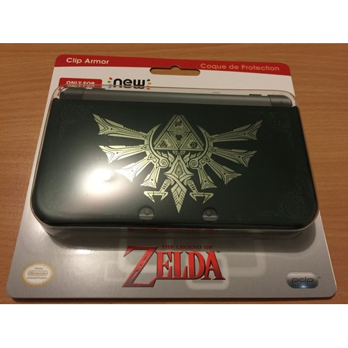 Coque de protection new nintendo 3ds xl zelda pas cher for Coque 3ds xl pokemon