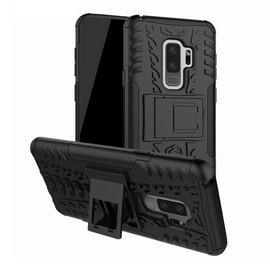 Coque de Protection Noir Rigide Renforcé Anti-Choc pour Samsung ...