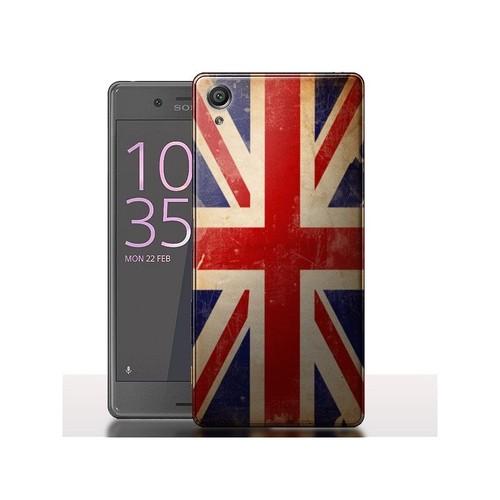 80ba1a11e09f Coque De Telephone Iphone 6 Plus Drapeau Union Jack Vintage - Rigide - 5.5  Pouces