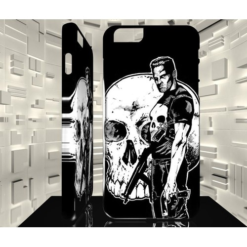 coque punisher iphone 8