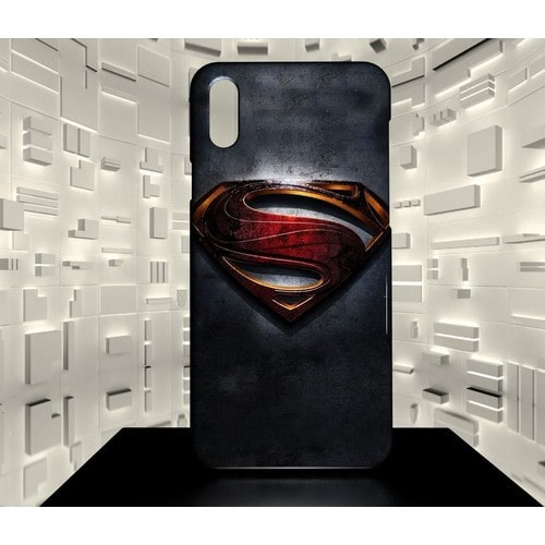 coque superman iphone xr