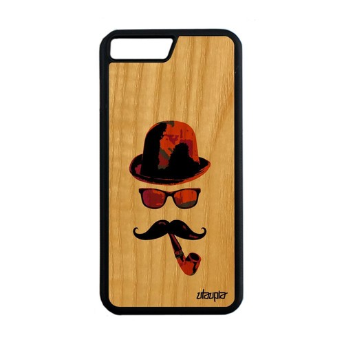 coque iphone 7 plus moustache