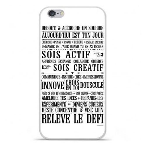 coque iphone 6 citation