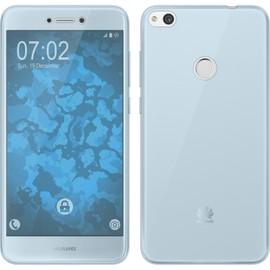 Coque en Silicone pour Huawei P8 Lite 2017 - 360° Fullbody bleu ...