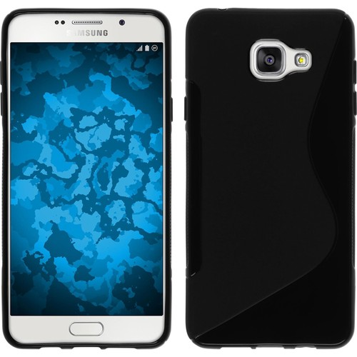 coque en silicone pour samsung galaxy a3 2016 s style. Black Bedroom Furniture Sets. Home Design Ideas