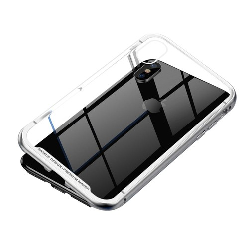 coque magnetique verre iphone xs