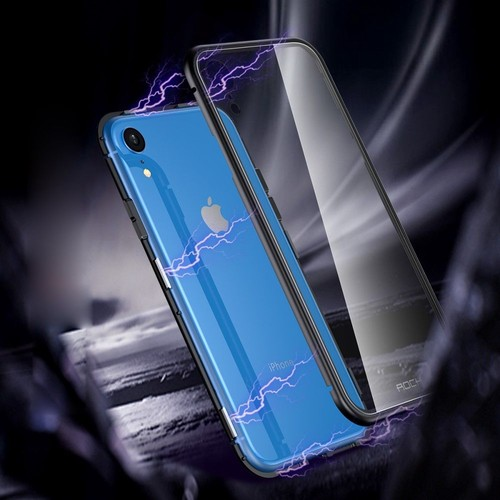 coque magnétique détachable iphone xr