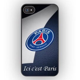 coque de iphone 4 du psg