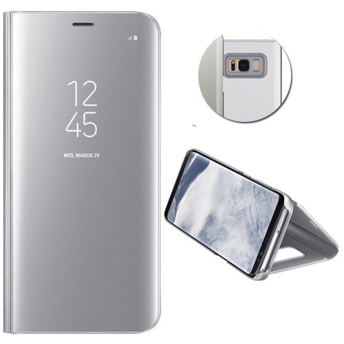 coque samsung clear view s8