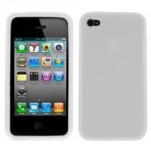 Coque etui housse tpu silicone gel transparent iphone 4 for Etui housse iphone 4